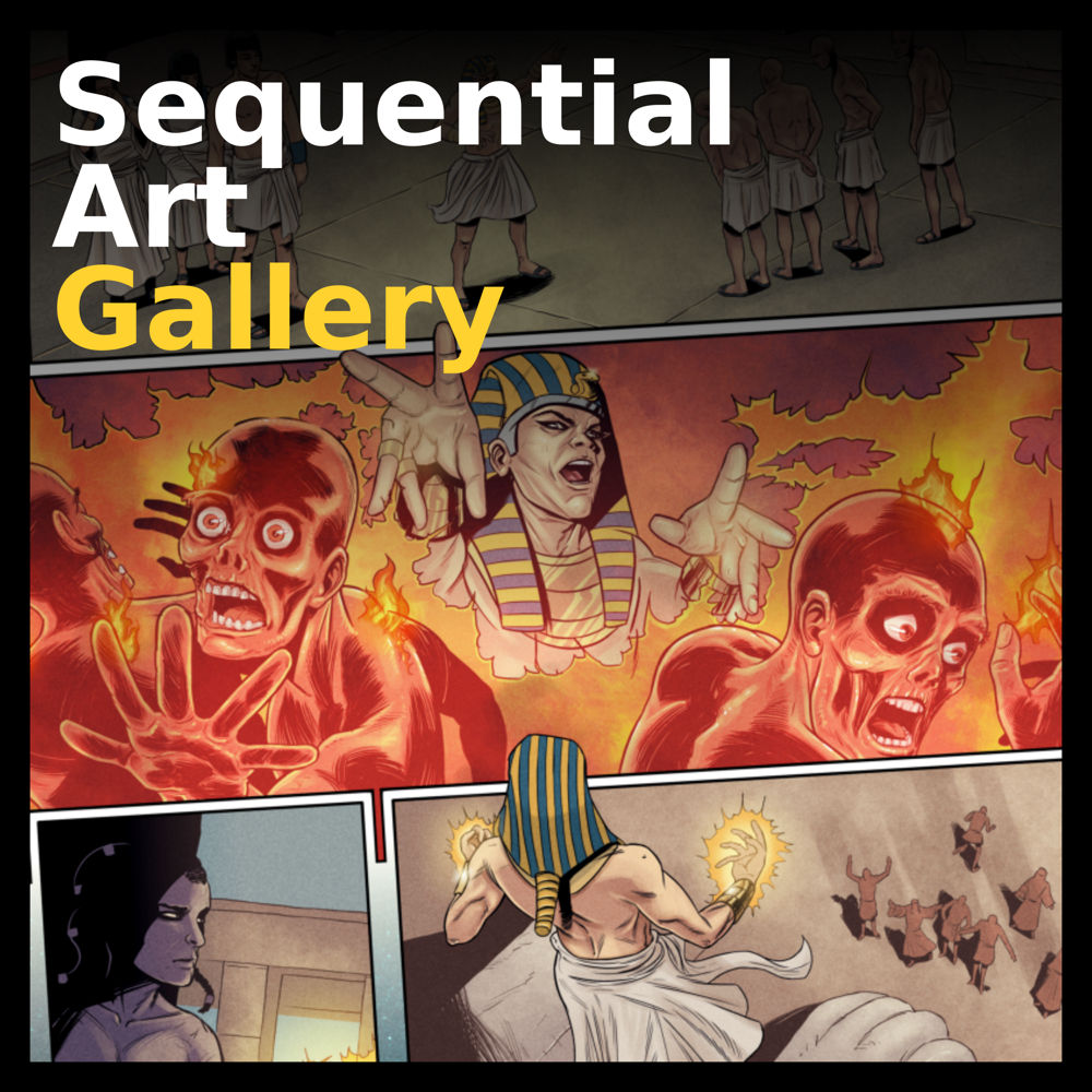 Sequential Art Gallery