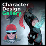 Character Design Gallery